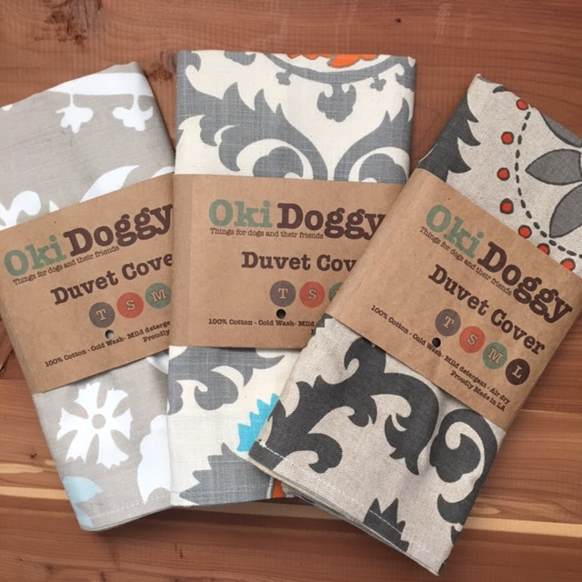 Oki Doggy handmade thoughtful designs to help homeless pets