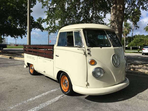 1974 Volkswagen Single Cab