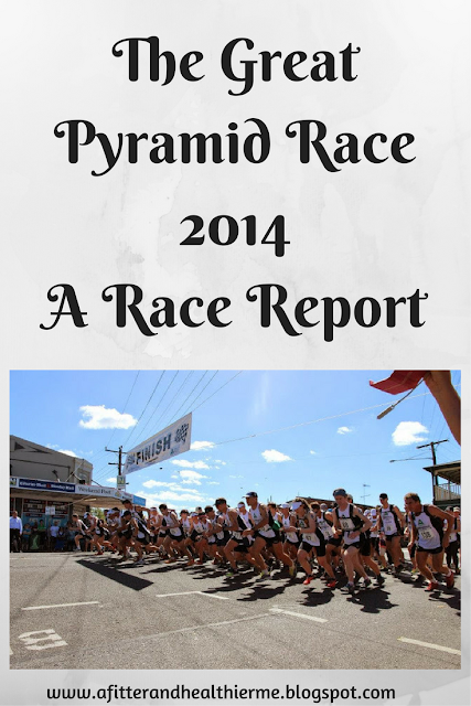 The Great Pyramid Race 2014