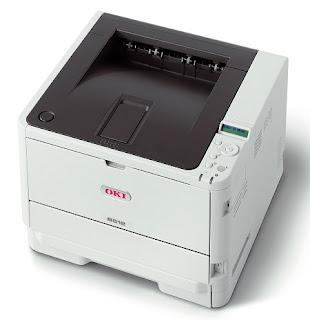 OKI B512DN Printer Driver Download
