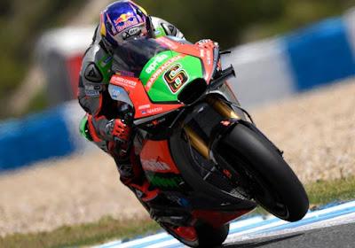 Selain Suzuki, Ternyata Aprilia Diam-diam Sematkan Winglet di RS-GP
