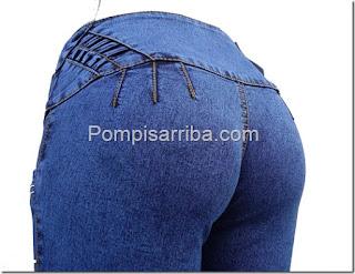 Pantalones colombianos jeans de mayoreo en Jalapa, Veracruz