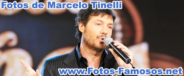Fotos de Marcelo Tinelli
