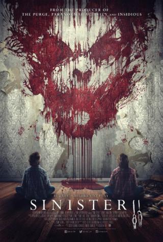 Sinister 2 [2015] [DVDR] [NTSC] [Custom HD] [Latino] [V2]