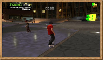 Tony Hawk's American Wasteland PC Games Gameplay