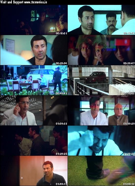 Ghayal Once Again 2016 Hindi HQ DVDScr 1.45GB