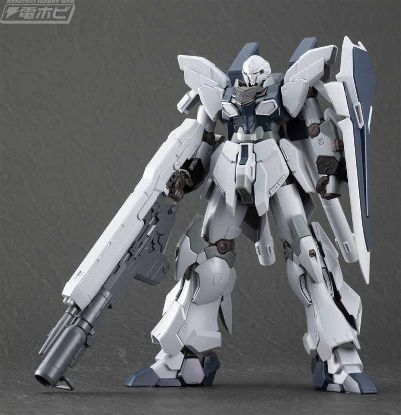 HGUC 1/144 Sinanju Stein [Narrative Ver.] Sample Images by Dengeki Hobby - Gundam Kits Collection News and Reviews