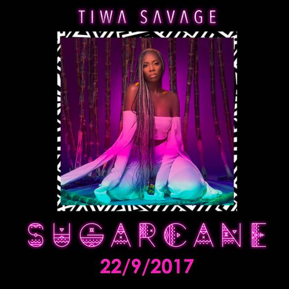 """Tiwa Savage EP """"Sugarcane"""""""