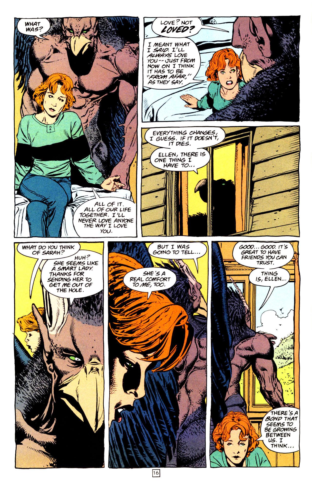 Read online Animal Man (1988) comic -  Issue #72 - 17