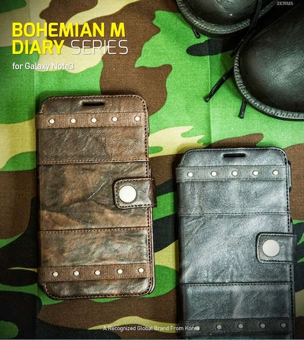 Bohomian M Diary case
