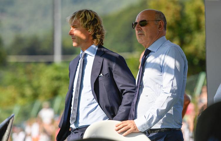 """Marotta """"Sve se u Juventusu svodi na pobjeđivanje"""""""