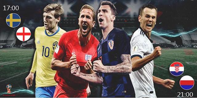 تعرف على أهم مباريات اليوم في كأس العالم روسيا 2018