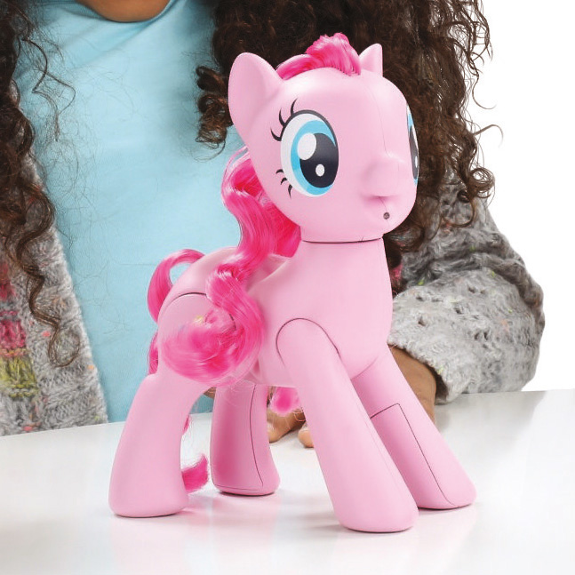 Hasbro Reveals Oh My Giggles Pinkie Pie