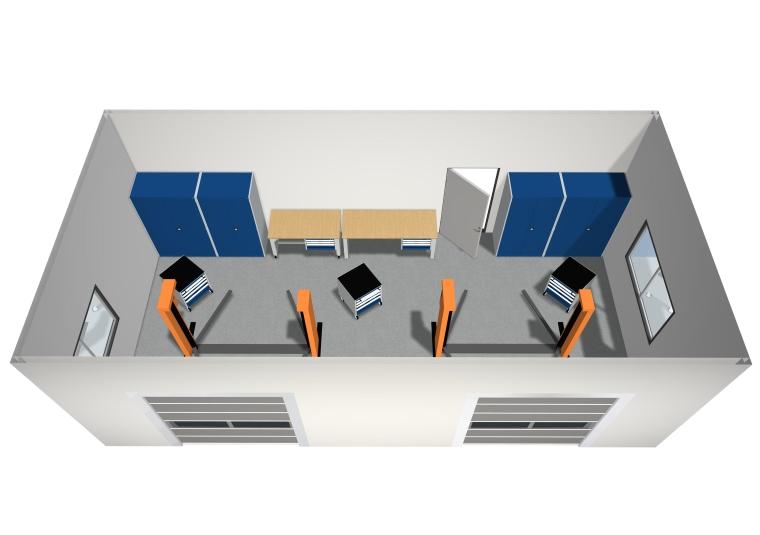bott gmbh co kg corporate blog neu konfigurieren sie ihre cubio betriebseinrichtung in 3d. Black Bedroom Furniture Sets. Home Design Ideas