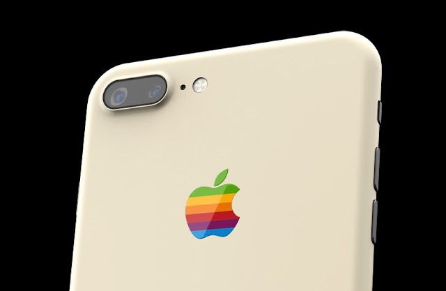Apple iPhone 7+ Retro Limited Edition By ColorWare