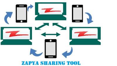 برنامج Zapya للكمبيوتر