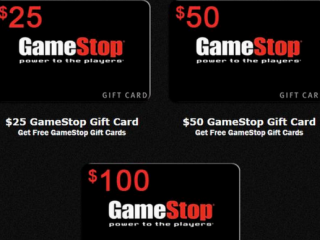How To Get GameStop Free Card Code | GameStop Gift Card Generator