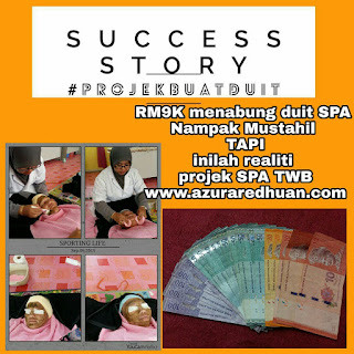 Kursus mobile spa,kursus spa murah,kursus spa twb, twb, kursus spa kuantan,the walking beauty, ee beauty spa, mobile spa kuantan