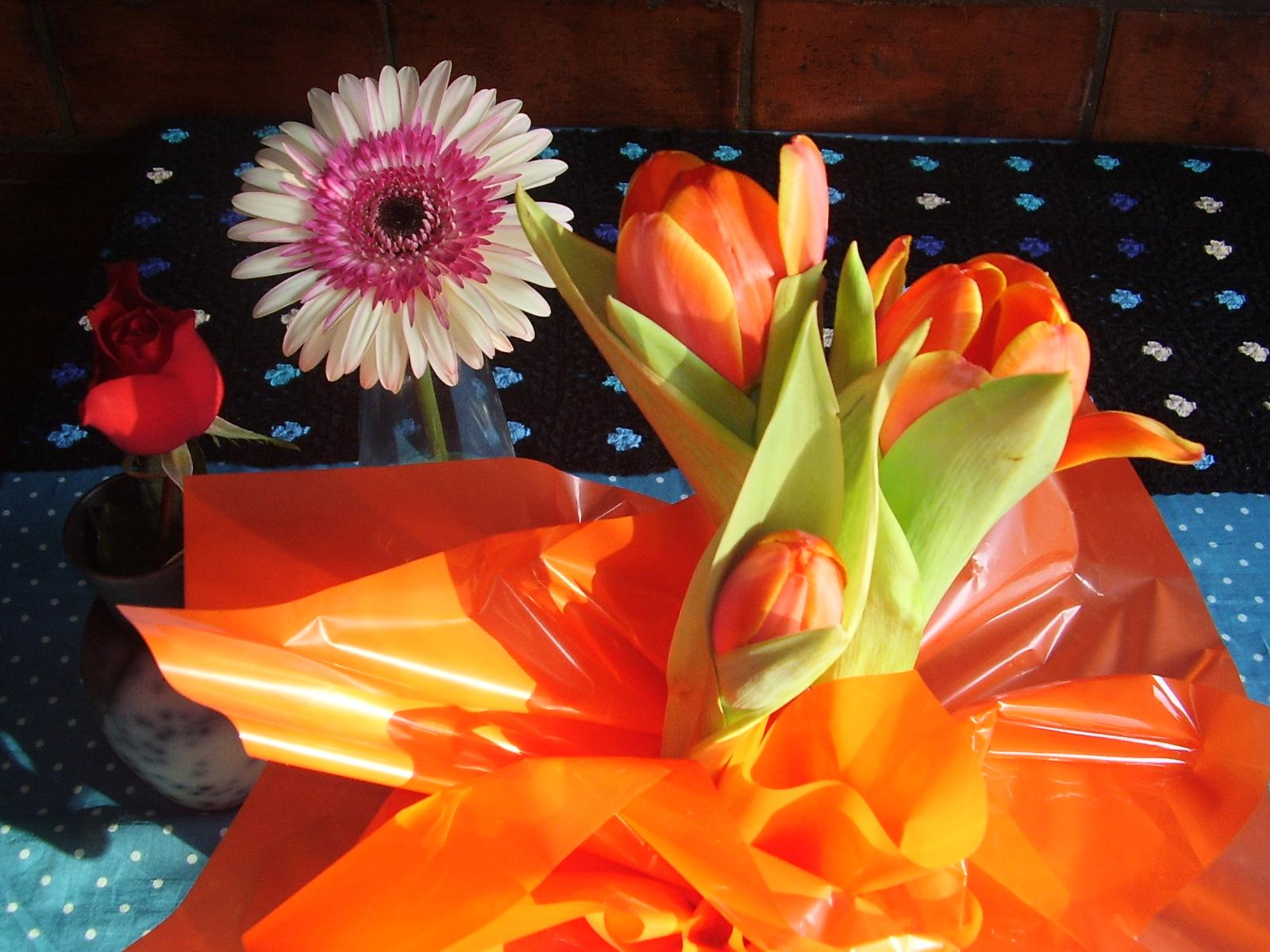 Flores De Aniversario: Memória Culinária: Coisa De Vó: Flores De Aniversário