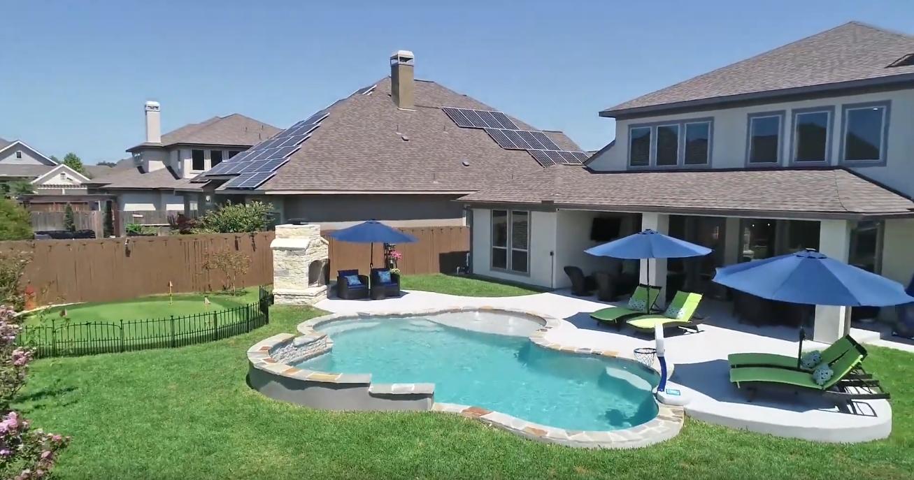 11 Photos vs. 7986 Valley Crest, Fair Oaks Ranch, TX Home Interior Design Tour