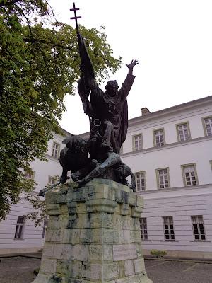 John Capistran Monument by Igor L.