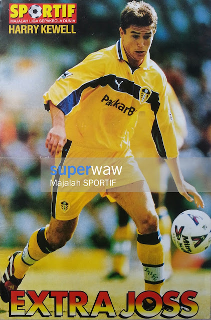 Harry Kewell Leeds United