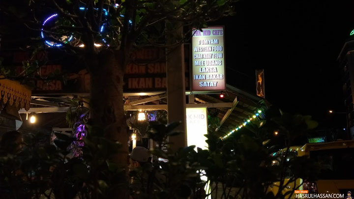 Kedai Makan Best Depan Hotel Hard Rock Penang