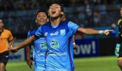 Persela Benamkan Sriwijaya FC 3-0