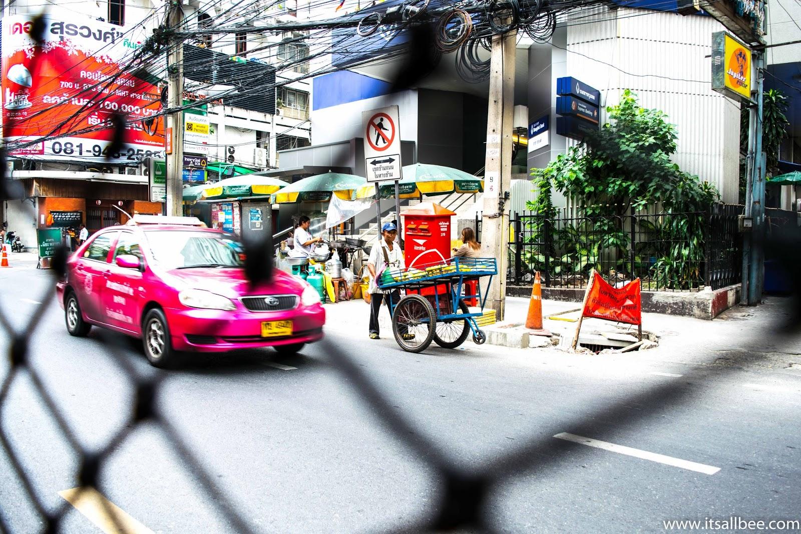 bangkok tuk tuk, thailand