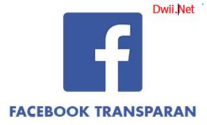 FB Transparan Apk