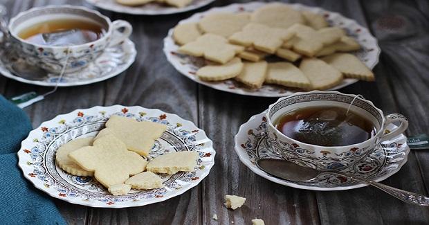 Thee Best Shortbread Cookies Recipe