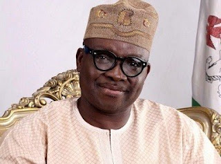 Govenor Fayose, threat to national security — Ekiti state APC chapter