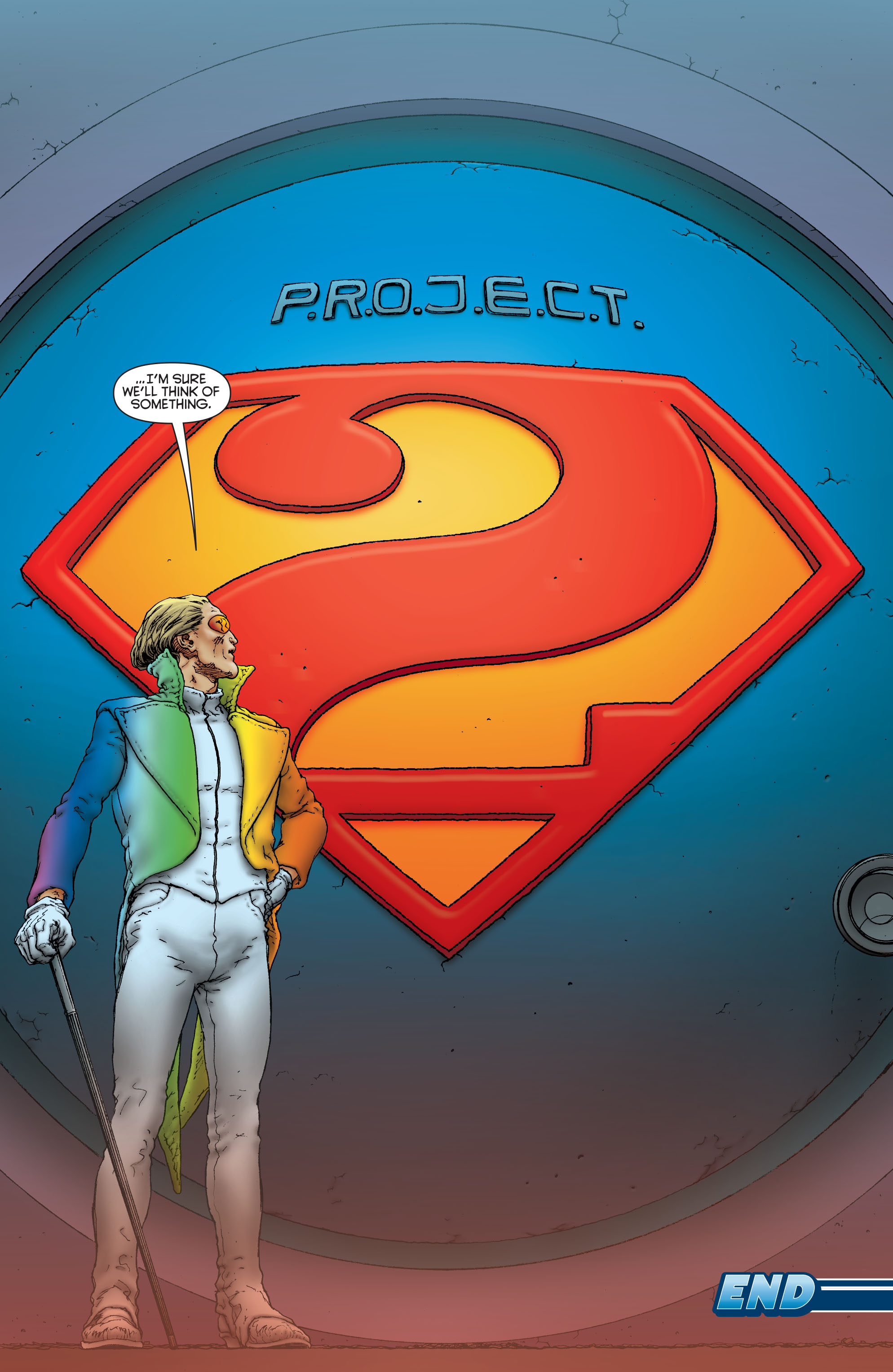 Read online All Star Superman comic -  Issue #12 - 23