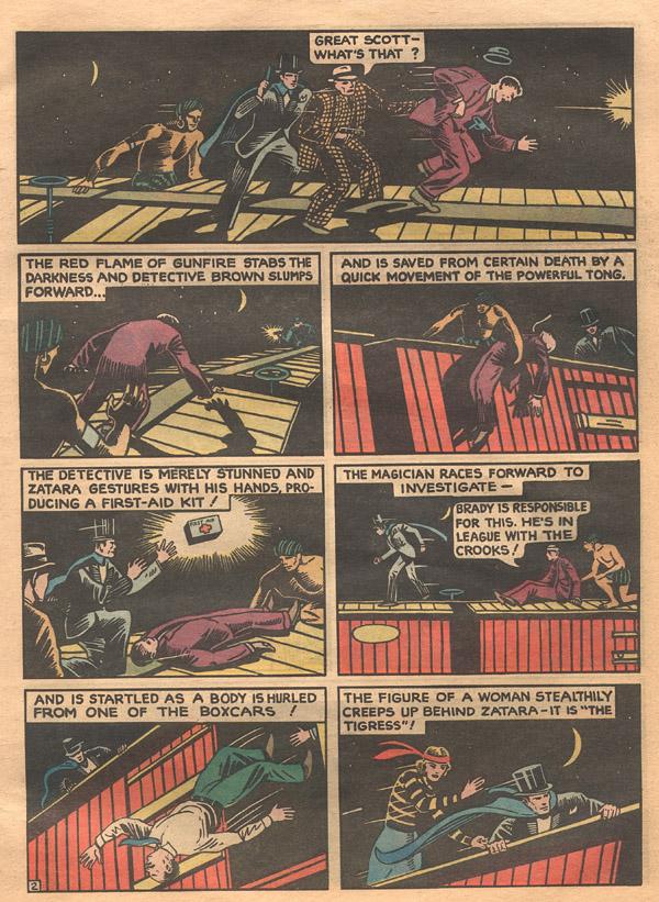 Action Comics (1938) 1 Page 22