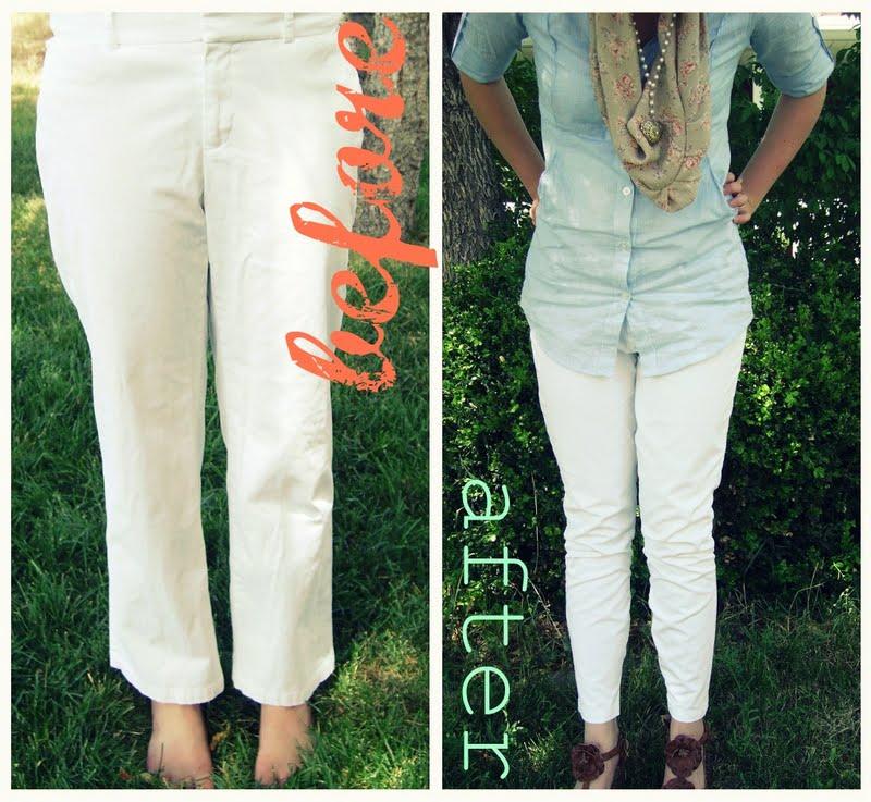 Madison Avenue: Restyle Your Pantalones!! (pants
