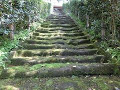 杉本寺石段