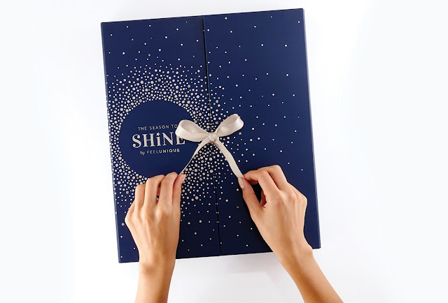 Feel Unique The Season to Shine Beauty Advent Calendar