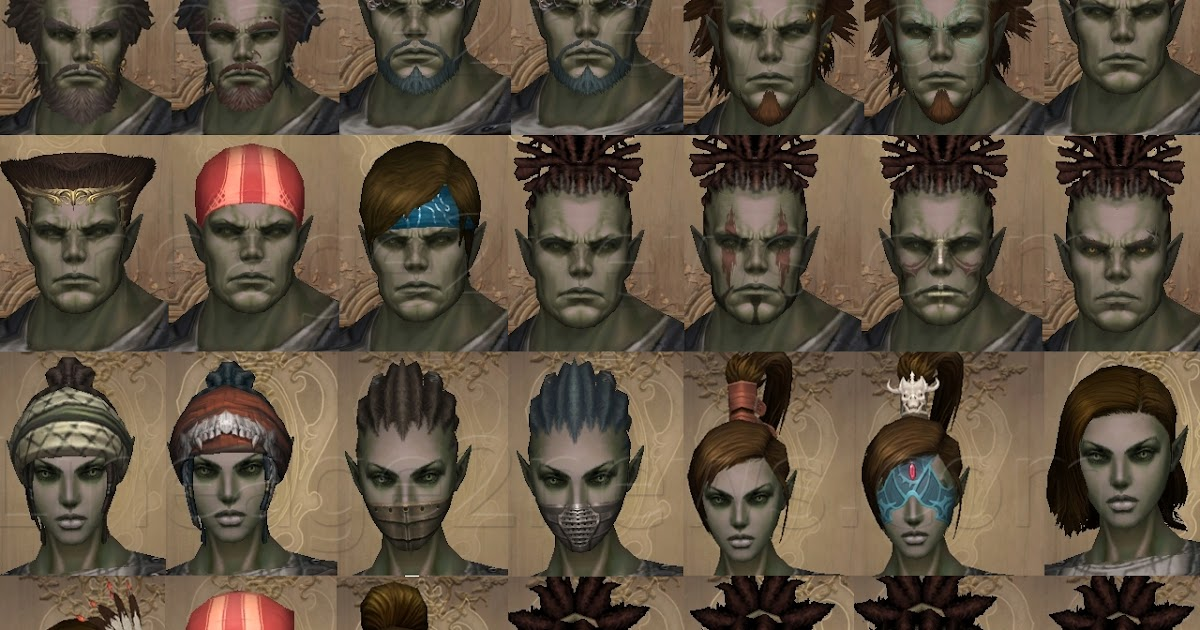 Beauty Shop Orc Lineage2 Lindvior