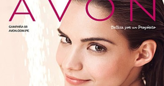 Catalogo AVON Folleto 08 Abril 2017