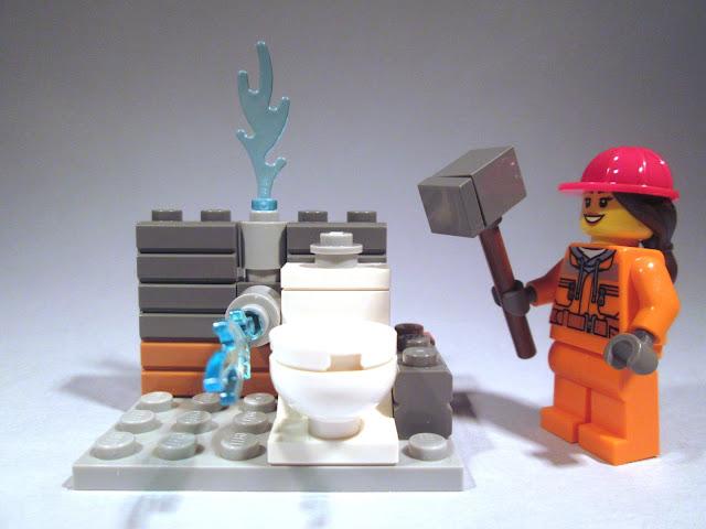 Set LEGO City 60072 Demolition Starter Set