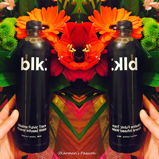 SKarman's Passion ★: blk. water