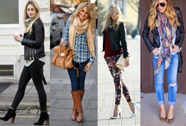Como se vestir no outono