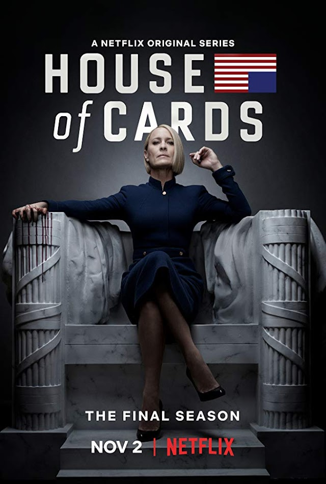 Nuevo Trailer de la temporada 6 de House of Cards | Netflix