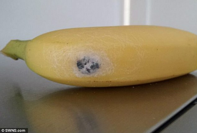Bahaya Membeli@Terjumpa Pisang Yang BERTANDA Putih Ini