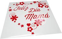vinilos vidriera dia de la madre, navidad, felices fiestas, ploteos, argentina