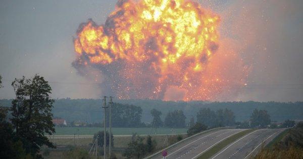 Φοβόντουσαν «νέο Τσερνόμπιλ» μετά τις εκρήξεις στη Ρωσία και αγόραζαν χάπια ιωδίου