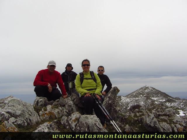 Cima del Pico Mirueñu