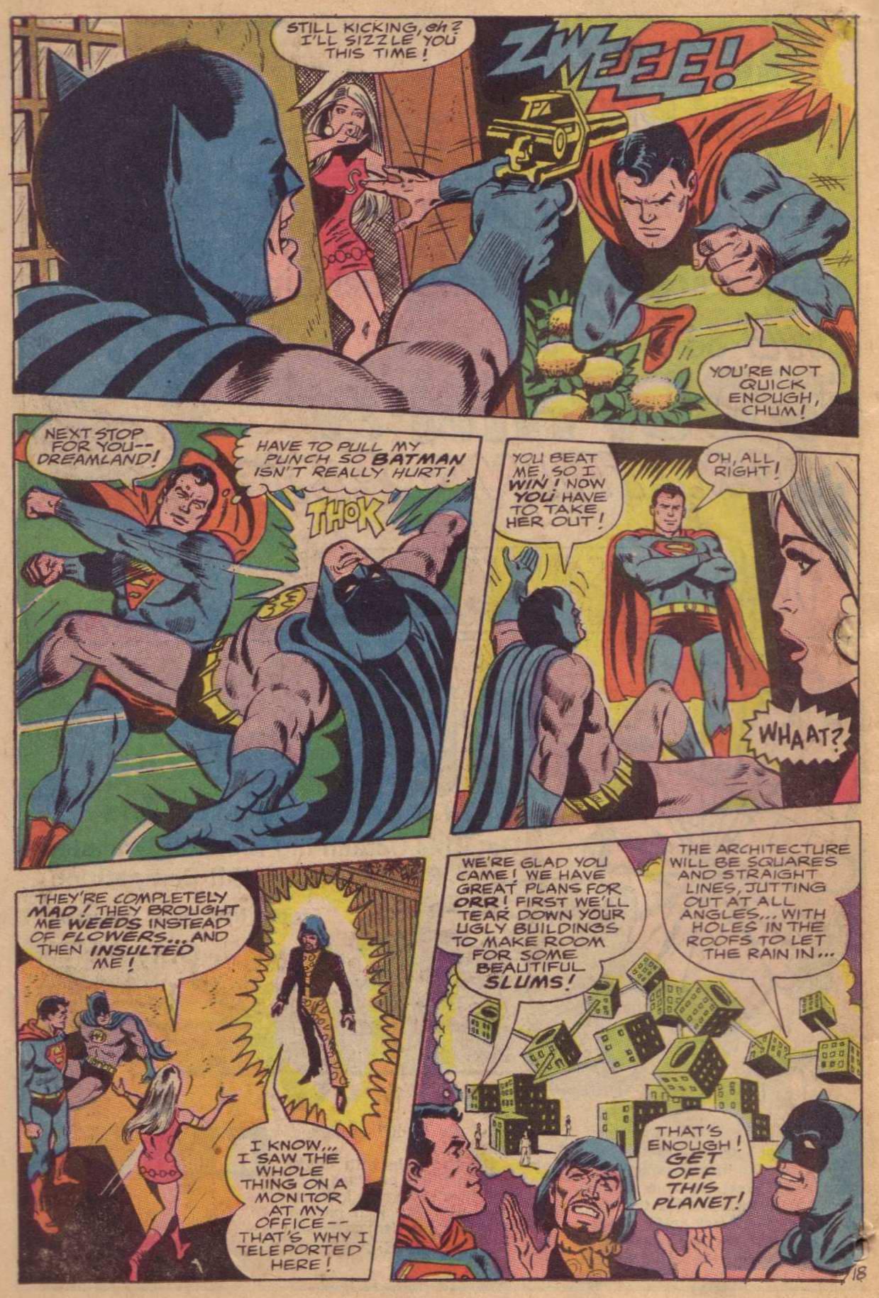 Read online World's Finest Comics comic -  Issue #181 - 20