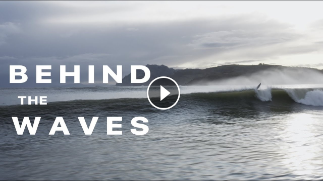 Behind The Waves - A Surf Film by Victor Delgado