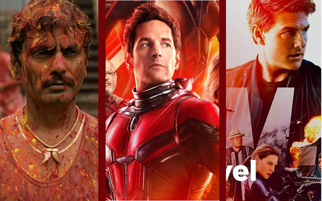 Filmes e séries lançados em julho